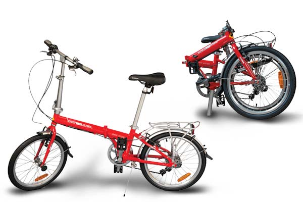 Buy Folding Bikes from Go Karts Direct
