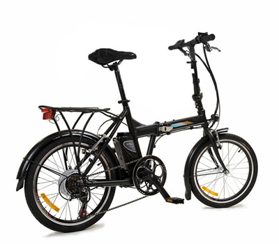 Buy folding electric bike from Go Karts Direc