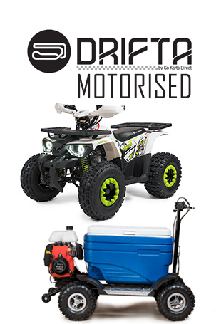 Buy Drifta Motorised from Go Karts Direct