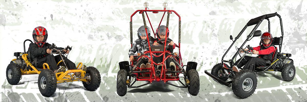 Buy Drift Go Karts online from New Zealand's most trusted Go Kart brand