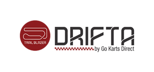 Buy CAGED Trail Blazer Drifta Karts from Go Karts Direct