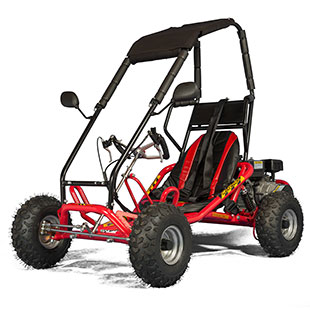 Buy ULTIMATE CAGED Drifta Go Karts from Go Karts Direct