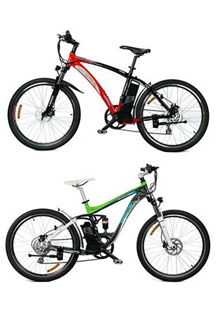 Buy Electric Bicyles from Go Karts Direct