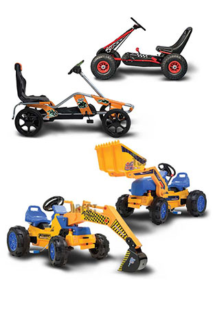 Buy junior ride-on toys from Go Karts Direct