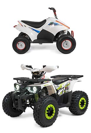 Buy ATV Products from Go Karts Direct
