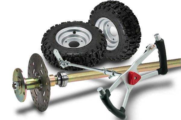 Buy Go Kart Frame Parts From Go Karts Direct