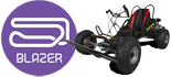 Go Karts Direct, Buy Karts online, Menu Item Blazer Drifta Karts