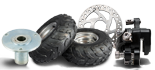 Go Karts Direct, Buy Karts online, Menu Item Go Kart Parts, Wheels and Brakes