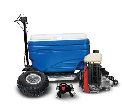 Buy Motorised Products from Go Karts Direc